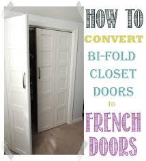 How To Replace Bifold Closet Doors Changing Out Bifold Closet Doors
