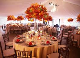 autumn wedding ideas wedding tables wedding table centerpieces with fairy lights
