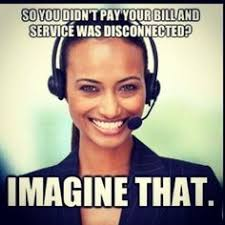 Bad Credit Meme - pay your bills peeps or credit card companies will come after you