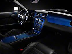 2011 Mustang V6 Interior 2010 2014 Mustang Dash Kits Americanmuscle