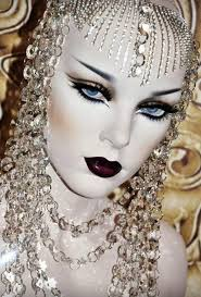 white face halloween makeup 56 best ice queen make up images on pinterest make up snow