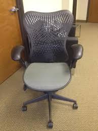 Used Herman Miller Office Furniture by Used Herman Miller Mirra Chairs