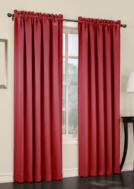Magenta Curtain Panels S Lichtenberg U2013 Madison Room Darkening Rod Pocket Panel U2013 Plum