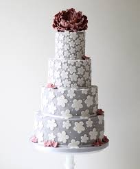 2014 wedding cake trends 6 textured wedding cakes bridal musings
