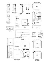 granada floor plan at heritage at vizcaya in round rock tx