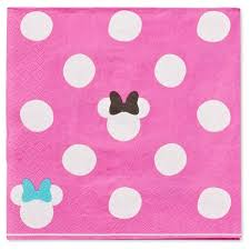polka dot wrapping paper target 16 ct minnie mouse polka dot napkin target