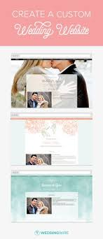 free personal wedding websites camellia floral wedding website design exle from grey