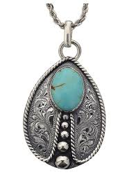 pendant necklace turquoise images Necklaces vogt silversmiths png