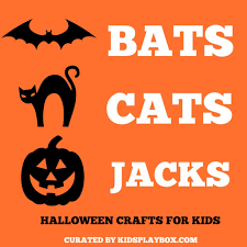 halloween halloweenuterafts for kids to make toddlers easy