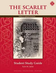 scarlet letter student study guide memoria press