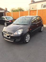 ford fiesta style climate 1 4 mk6 5 door 2006 priced to sell