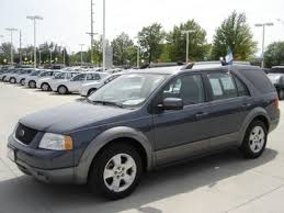 2005 Ford Freestyle Interior 2005 Used Ford Freestyle Sel At Witham Auto Center Serving Cedar