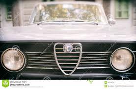vintage alfa romeo vintage alfa romeo car italian brand editorial image image