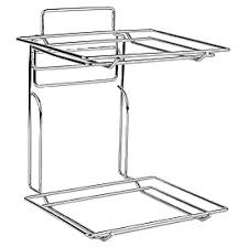 aps 2 tier stand 1 1 gn chrome plated cb807 buy online at nisbets
