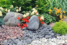 rock your garden with these unique ideas for landscaping rocks