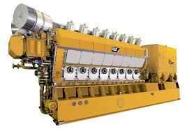 toromont cat 16cm32c offshore generator set