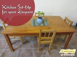 how to set up your kitchen setting up your kitchen for your home daycare how to run a home