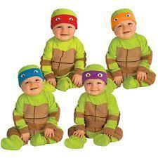Nickelodeon Teenage Mutant Ninja Turtles Infant Halloween Costume Rubie U0027s Costume Baby U0027s Teenage Mutant Ninja Turtles Animated