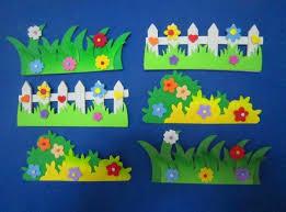 How To Decorate Nursery Classroom Nursery Decoration 3d Wicket Wall Stickers Kid Classroom