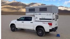 rocky mountain four wheel campers campers