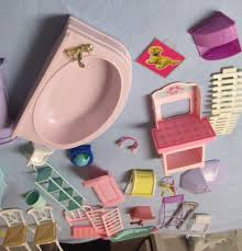 Fisher Price Doll House Furniture Barbie Doll House Furniture Accessories Fisher Price Mattel Etc