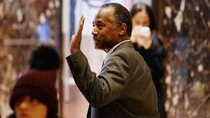ben carson presidential bid ben carson picked by to lead department of housing and