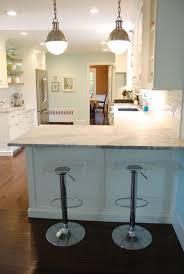Galley Kitchen Peninsula Our Kitchen Reveal Felt So Cute
