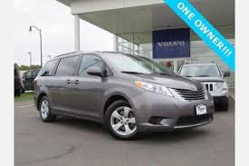 used toyota sienna for sale in columbus oh edmunds