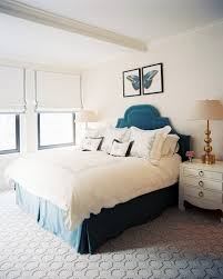 catchy blue upholstered headboard 23 upholstered headboards for