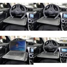 mobile laptop desk for car laptop car mount mobile computer workstation desk for steering wheel