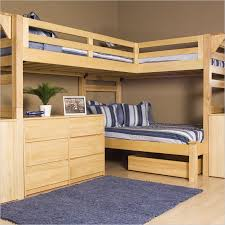 Triple Bunk Beds Southbaynorton Interior Home - Triple bunk bed wooden