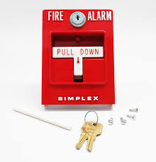 Silent Knight Fire Alarm Schematics Simplex 4251 20 Single Action Manual Pull Station