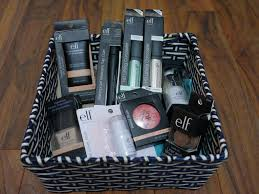 makeup gift baskets another e l f cosmetics review albina s green store