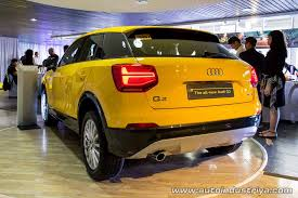 audi philippines 2018 audi q2 rolls out in the philippines auto industry