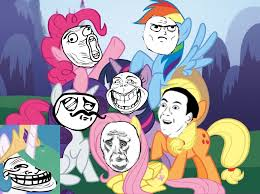 Mlp Fim Meme - mlp fim meme faces by starringmeandyou on deviantart