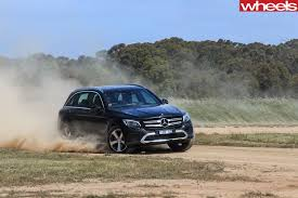 mercedes jeep 2018 2017 mercedes benz glc class review
