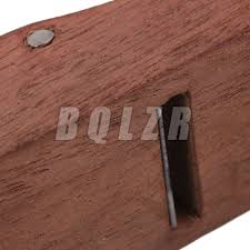 Laminate Flooring Tool 10cm Length Brown Mini Carpenter Wood Planer Hand Shaver Carpenter