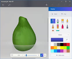 microsoft has announced support for gltf in paint 3d issue 1037