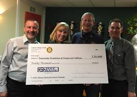 liberty rotary club scholarship fund established within the