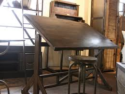 stacor drafting table vintage wooden drafting table with flux small vintage wooden