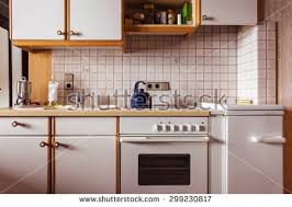 Simple Kitchen Interior Kitchen Stock Images Royalty Free Images Vectors