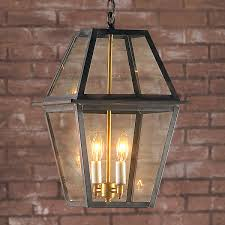 Outdoor Candle Lighting by Richmond Outdoor Hanging Lantern Shades Of Light