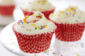 christmas tree cupcakes tesco real food
