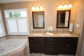 dark bath cabinets by the bath remodeling center llc