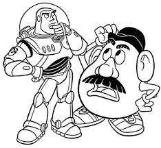 18 buzz lightyear coloring page buzz lightyear clipart cliparts