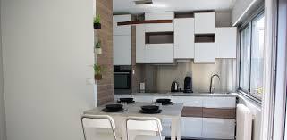 cuisine domotique appartement connecté centralisation des commandes sur smartphone