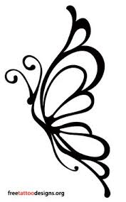 simple butterfly tattoos search ideas