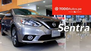 nissan sentra 2017 colors review nissan sentra 2017 todoautos pe youtube
