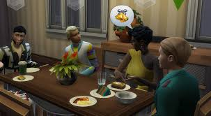thanksgiving with friends doing thanksgiving in the sims 4 is like herding cats kotaku