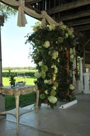 wedding arch used the wedding arch used for the ceremony the farmhouse weddings